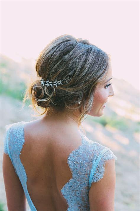 Brautkleider Blau by Ein Blaues Brautkleid Friedatheres