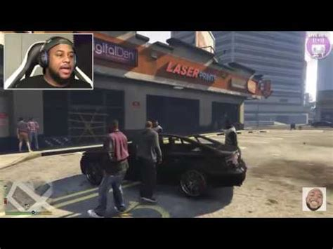 with kev gta 5 gaming with kev live