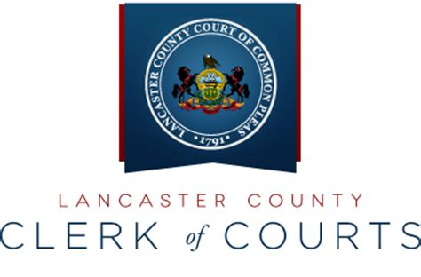 Lancaster County Court Records Lancaster County Clerk Of Courts Pa Official Website