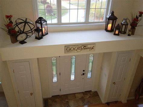 foyer ledge decorating ideas foyer ledge 1 high ceilings plant ledge