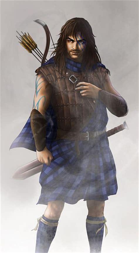 scottish warrior l wren scott irish and war paint on pinterest