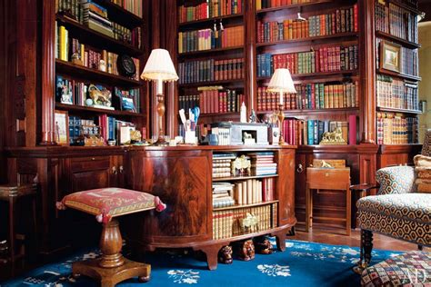 in home library home library bookshelf design photos architectural digest