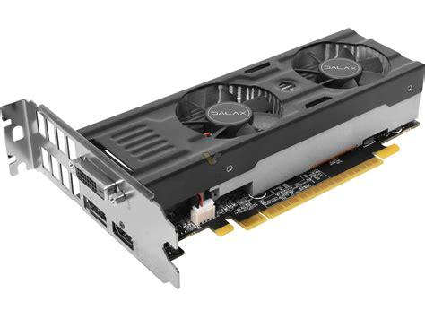 Murah Galax Nvidia Geforce Gtx 1050 Oc 2gb Ddr5 Single Fan galax geforce gtx 1050 ti 4gb oc lp videocardz net