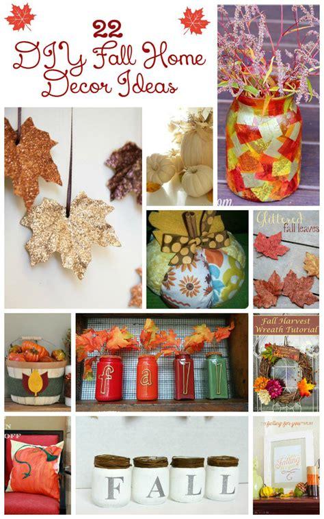 statement  stunning diy fall home decor crafts