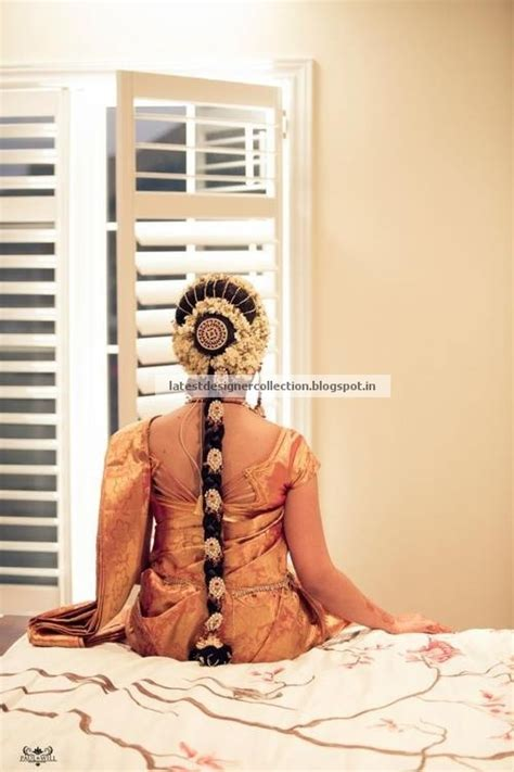 South Indian Wedding Hairstyles For Hair by South Indian Wedding Hairstyles For Hair South