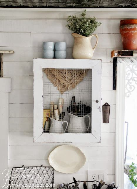 Milk Painted Kitchen Cabinets by Farmhouse Decor 20 Best Thrifty Diy Projects With