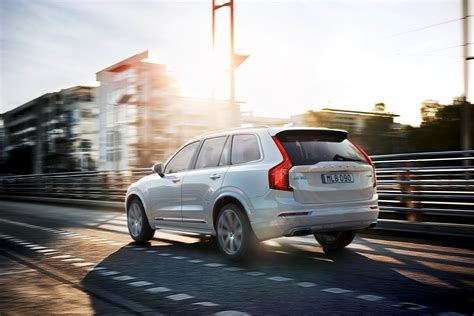 the volvo commercial volvo releases first xc90 phev commercial