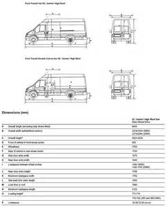 Ford Transit Connect Interior Dimensions Transit Dimensions Lwb Search Cervans