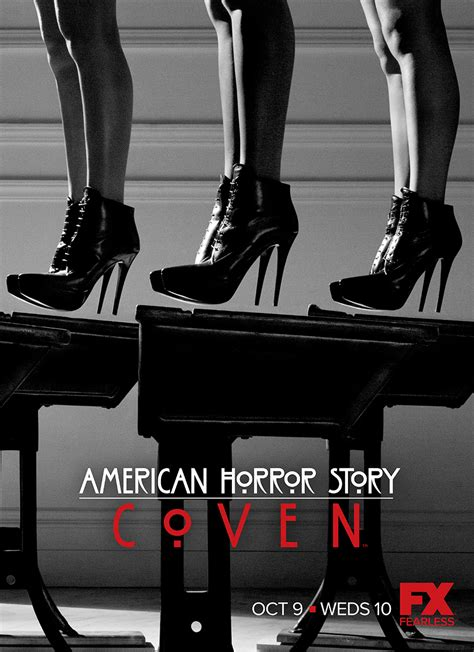 american horror story coven unleashes four new posters comingsoon net american horror story coven unleashes four new posters comingsoon net