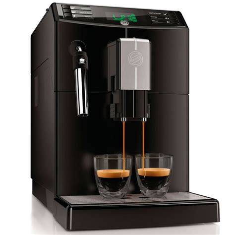 Coffee Maker Philips Saeco philips saeco minuto hd8763 coffee machine review housekeeping institute