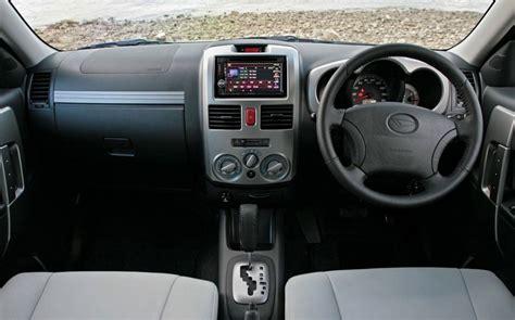 Daihatsu Terios Review Top Gear Interior Daihatsu Terios Indonesia