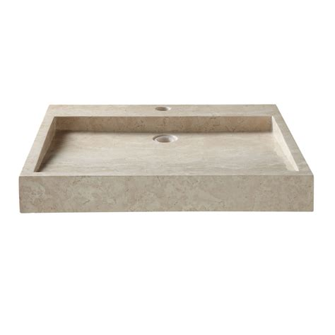 Trough Kitchen Sink 37 Quot Polished Marble Trough Sink Bathroom