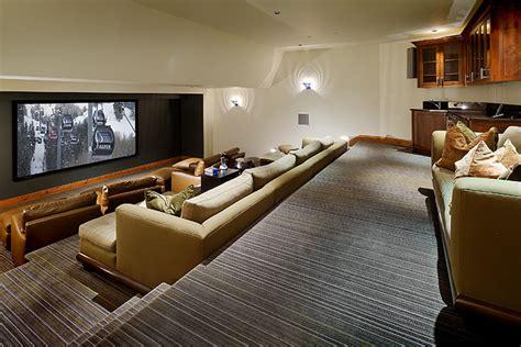casa cinema 10 lujosos e inspiradores cines en casa