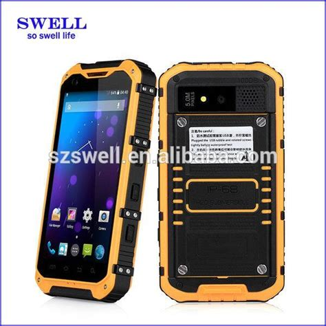 Most Rugged Cell Phone by The Most Popular Style Ih 2016 3g Rugged Mobile Phones