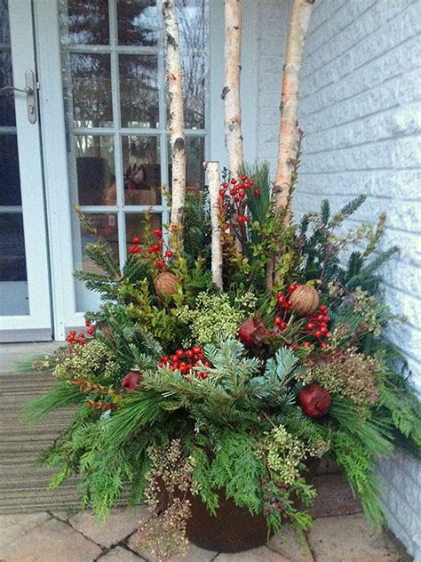 outdoor winter planter ideas best 25 winter container gardening ideas on urns winter pansies and