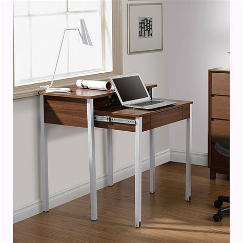 space saving computer desk modern design space saving retractable student desk