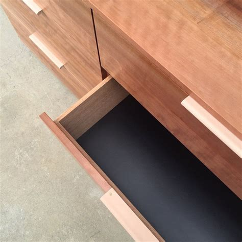 edge pulls for drawers available in 4 lengths designed to sit flush on top edge