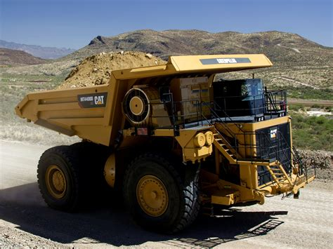wallpaper truck cat 2014 caterpillar mt4400d a c quarry 4x4 dump dumptruck
