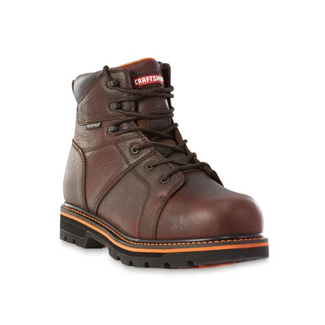 craftsman s grand composite toe work boot brown