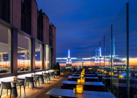 Top 10 Rooftop Bars by Nyc S 10 Best Rooftop Bars Nyc Terrace And The O Jays