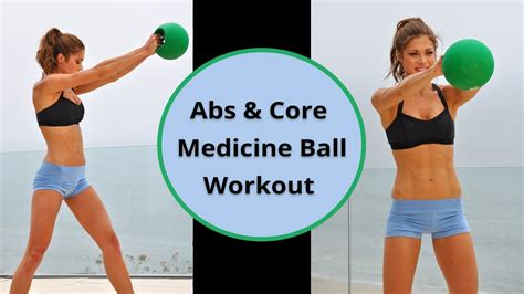 10 min beginner fast belly blaster abs toning medicine workout
