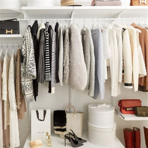 how to clean and organize your closet paper bag fall wreath popsugar smart living
