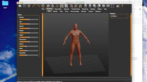tutorial blender mac import makehuman files to blender for mac tutorial youtube