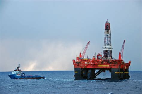 Outer Continental Shelf Drilling by Outer Continental Shelf Lands Act Ocsla Virginia