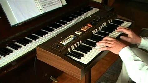 A Vintage Keyboard by Vintage Casio Keyboard