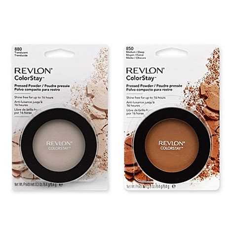 Bedak Revlon Colorstay Pressed Powder revlon 174 colorstay pressed powder bed bath beyond