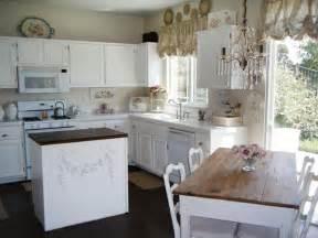 ideas for country kitchens cucine shabby chic 30 idee per arredare casa in stile
