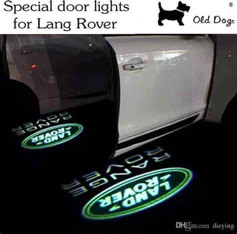 Online Cheap Car Light Source Led Door Welcome Lights