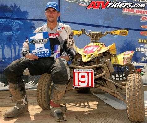 what channel is ama motocross on ama atva pro atv mx racer dustin wimmer nominated for 2008