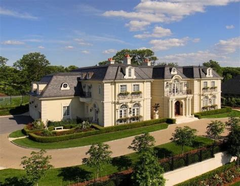chateau homes chateau style homes house design ideas