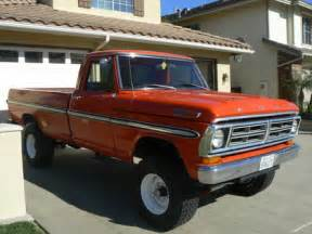 1972 Ford Truck For Sale 1972 Ford F250 Ford Trucks For Sale Trucks