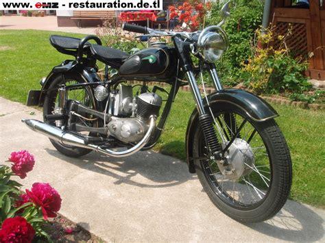 Mz Motorrad Rt 125 by Mz Restauration Rt 125 2