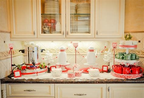 decor ideas for kitchens christmas kitchen decor ideas carters kitchenion