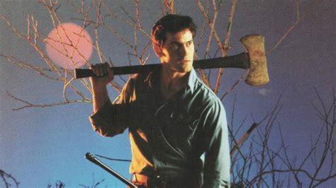 film ash vs evil dead evil dead sequel series ash vs evil dead ordered by starz