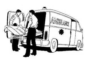 ambulance coloring pages free printables coloring pages