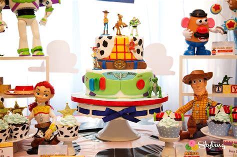 Karas Party  Ee  Ideas Ee   Toy Story Themed Birthday Party Kara