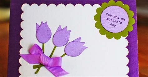 best mothers day cards mothers day cards to make top 10 very easy sles
