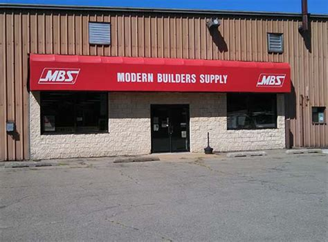mbs ford west modern builders supply erie pa