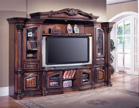 entertainment tips parker house grandview 4 pc entertainment center gra100 4r