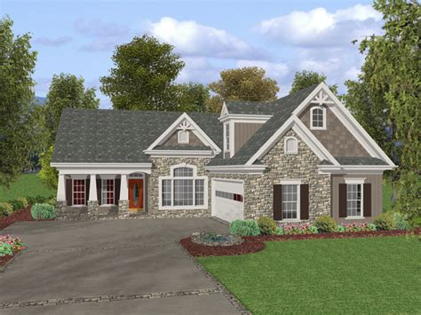 craftsman house plans with side entry garage dixonville craftsman home plan 013d 0175 house plans and more