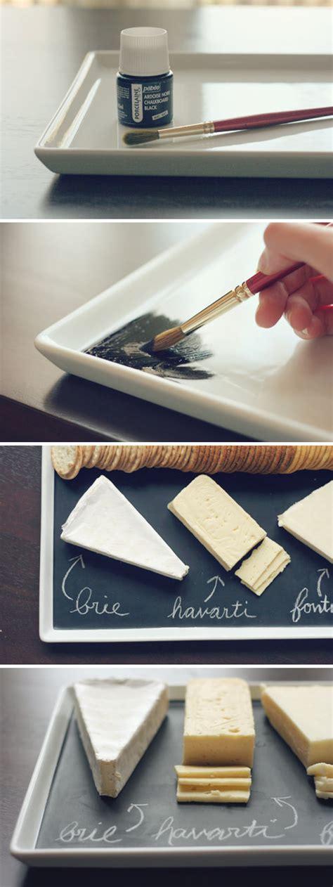 diy chalkboard tray diy chalkboard serving platter wit whistle