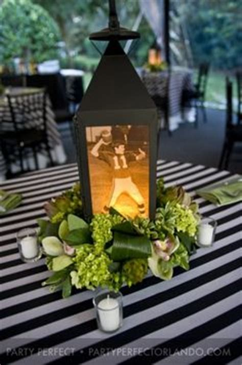 60th birthday centerpiece ideas personalized table lanterns work duty give softer