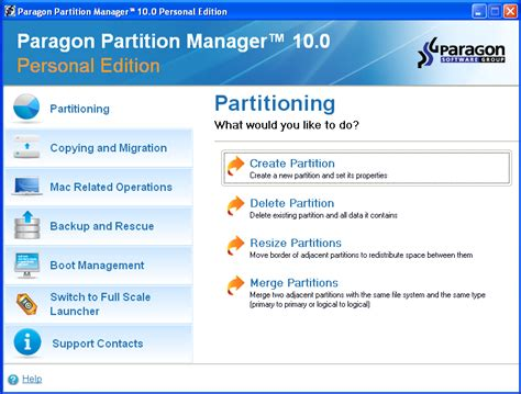 partition manager full version download get full version partition manager 10 personal for free
