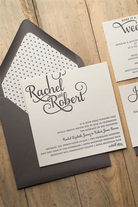 Square Wedding Invitations by 25 Best Ideas About Square Wedding Invitations On