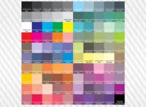 cmyk colors cmyk color chart