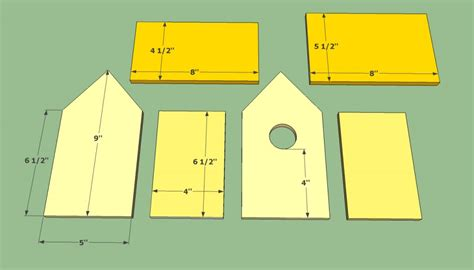 house build plans how to build a bird house howtospecialist how to build